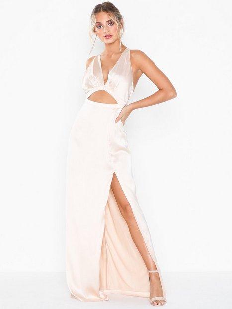 Billede af NLY Eve Cut Out Gown Tætsiddende kjoler