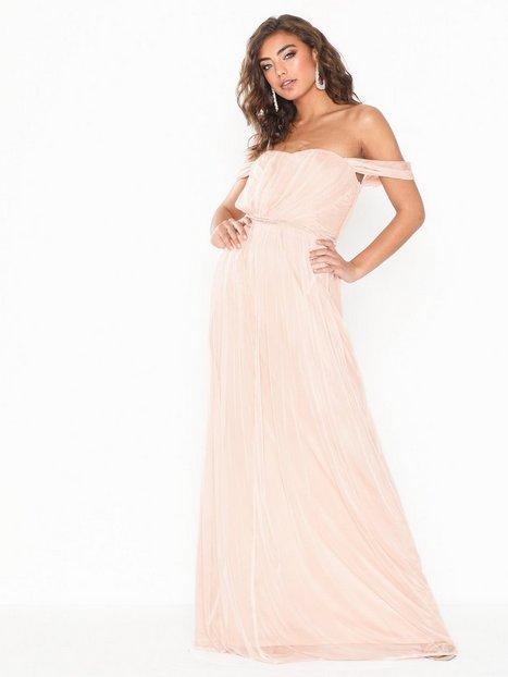 43fbc875 NLY Trend Sweetheart Rib Dress Tætsiddende kjoler Sort | Kjoler