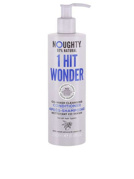 Billede af Noughty Noughty 1 Hit Wonder Co-Wash Cleansing Conditioner 250ml Balsam