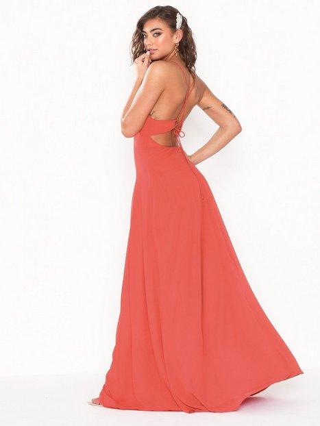 Billede af NLY Eve Back Focus Maxi Gown Loose fit