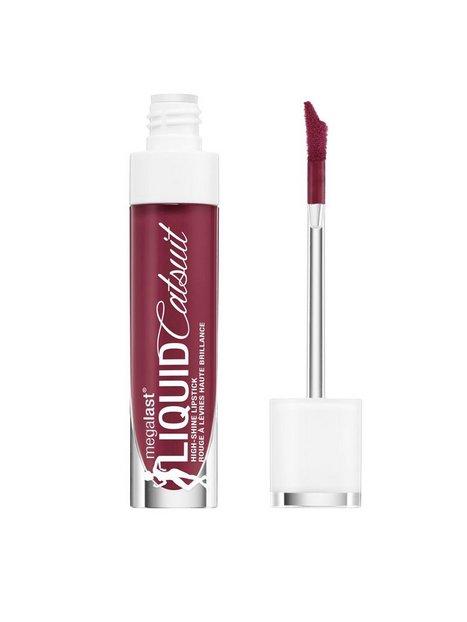 Wet n' Wild MegaLast Liquid Catsuit Hi-Shine Lipstick Läppstift Wine Is The Answer
