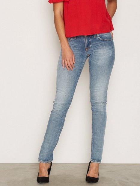 Billede af Nudie Jeans Long John Clean Stone Skinny Indigo