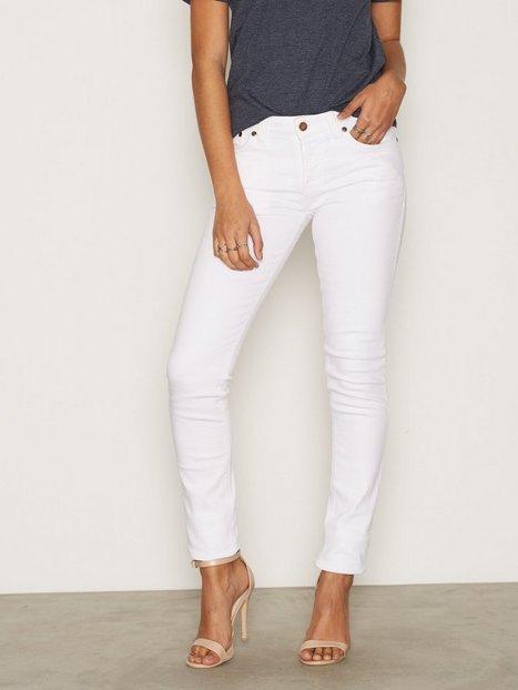 Billede af Nudie Jeans Skinny Lin Blazing White Skinny White