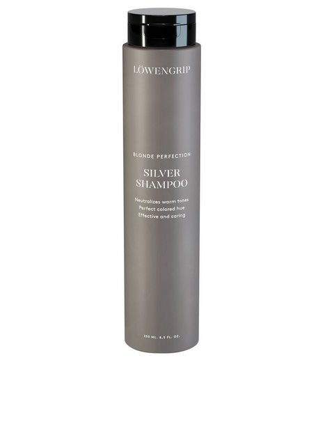 Billede af Löwengrip Blonde Perfection - Silver Shampoo 250ml Shampoo Transparent