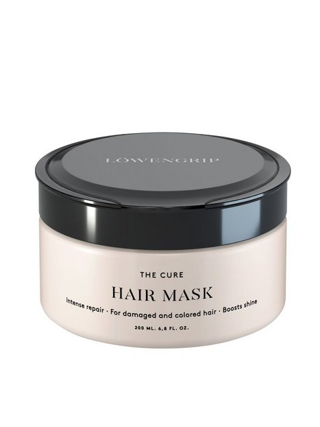 Billede af Löwengrip The Cure - Hair Mask 200ml Hårkur og Hårolie Transparent