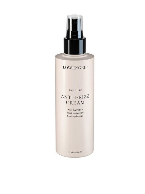 Billede af Löwengrip The Cure - Anti-Frizz Cream 150ml Hårkur og Hårolie Transparent