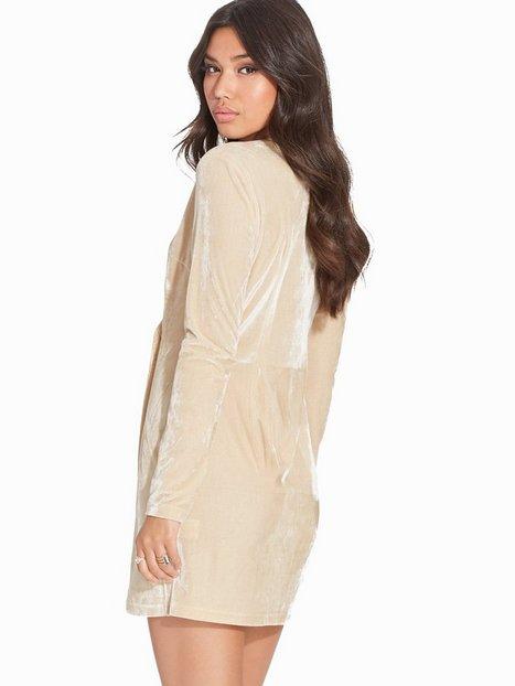 Velvet Suit Dress