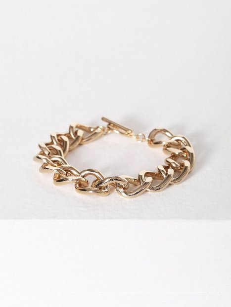 Billede af NLY Accessories Bar Chain Bracelet Armbånd Guld