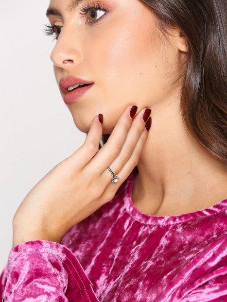 Billede af NLY Accessories Diamond Style Ring Ring Sølv
