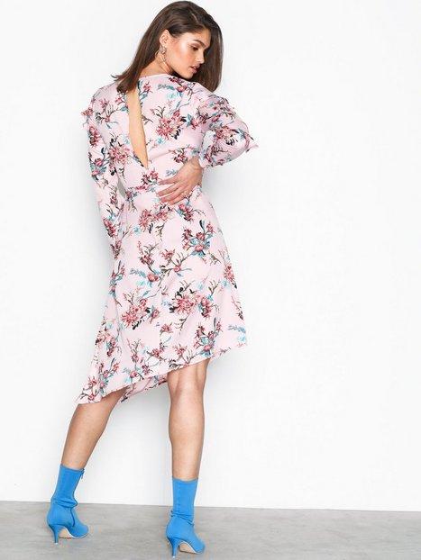 Follow Me Frill Dress