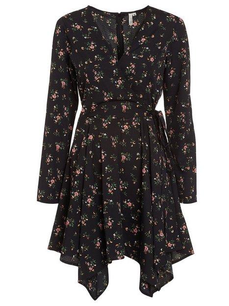 Asymmetric Flirty Dress