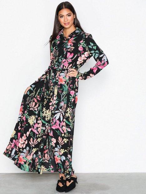 Long Button Down Dress