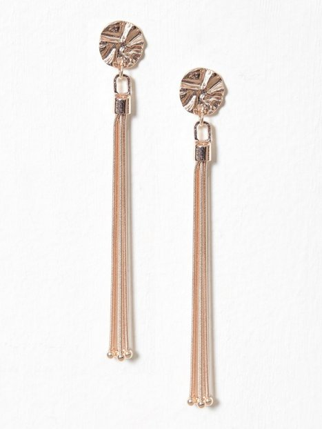 Tassel Gold Earrings