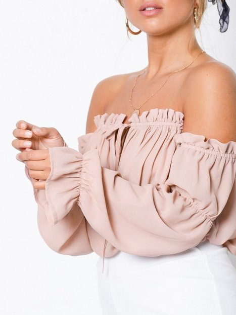 Soft Off Shoulder Blouse