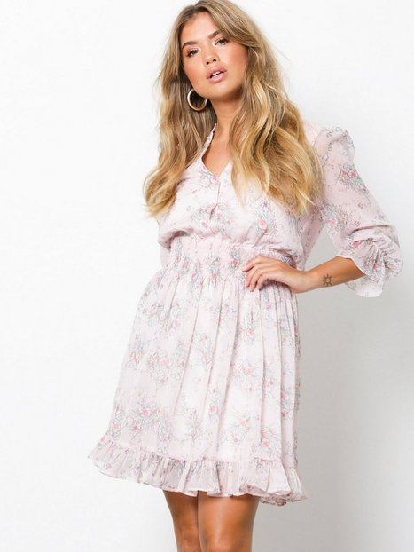 Button Smock Dress