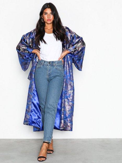 Billede af NLY Trend All In Kimono Frakker Blå