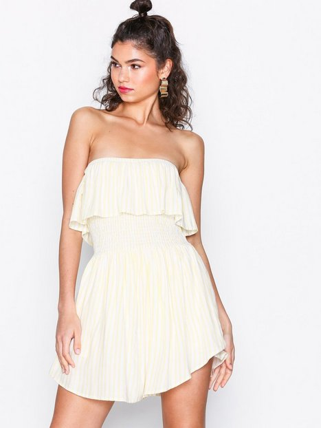 fc1495423ff ... Jumpsuits · Nly trend  Frill overlay playsuit. Frill Overlay Playsuit