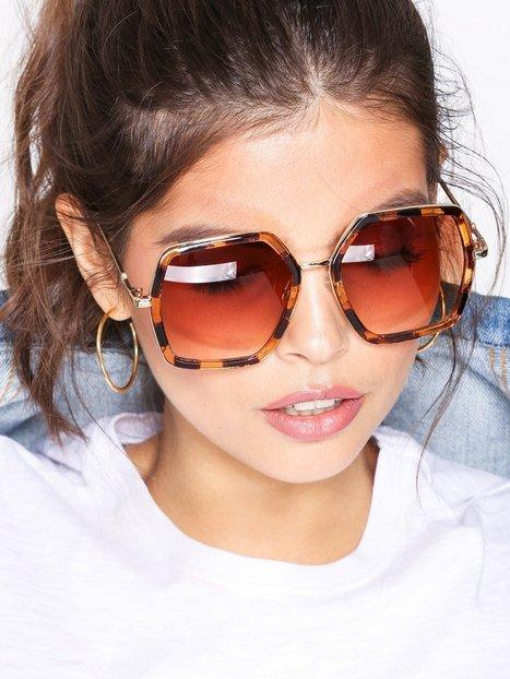 Billede af NLY Accessories 70s Sunglasses Solbriller Brun