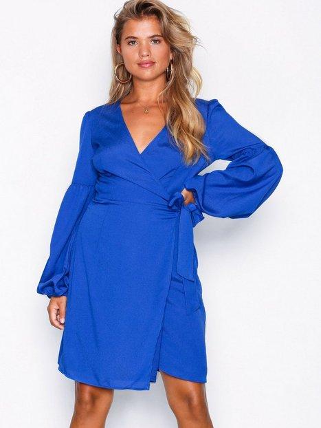 Billede af NLY Trend Balloon Sleeve Dress Skater kjoler