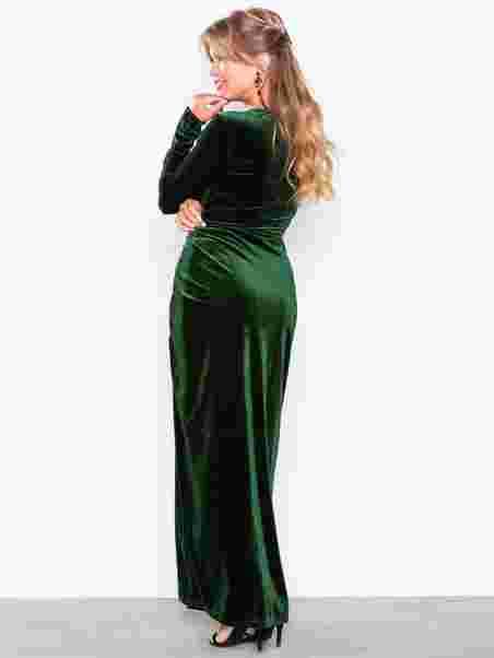 Heavenly Dress - Nly Trend - Vihreä - Juhlamekot - Vaatteet - Nainen ... 721f67bb1f