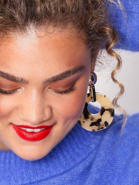 Billede af NLY Accessories Tort hoops Ørering