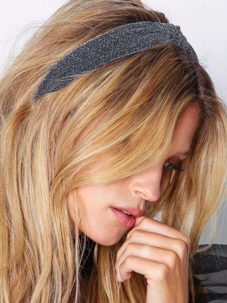 Billede af NLY Accessories Lurex Scarf Hairband Håraccessories