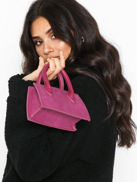 Billede af NLY Accessories Barely There Mini Bag Håndtaske Fuchsia