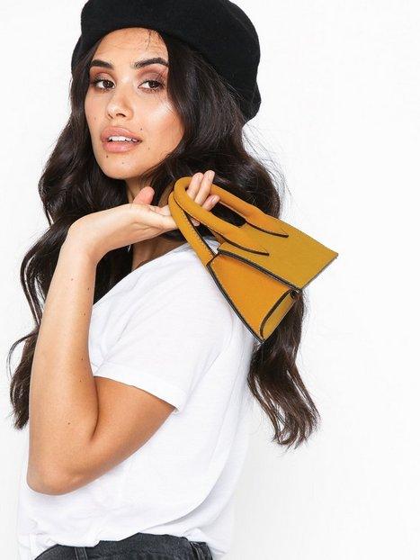 Billede af NLY Accessories Barely There Mini Bag Håndtaske Mustard