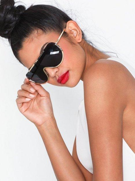 Billede af NLY Accessories So Posh Sunglasses Solbriller Sort/Guld