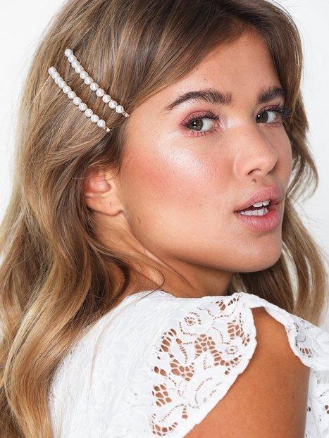 Billede af NLY Accessories 2 pack Pearl Hair Pins Håraccessories