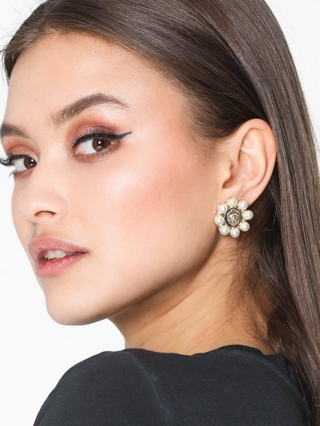 Billede af NLY Accessories 3 pack Glitter And Glam Earrings Øreringe