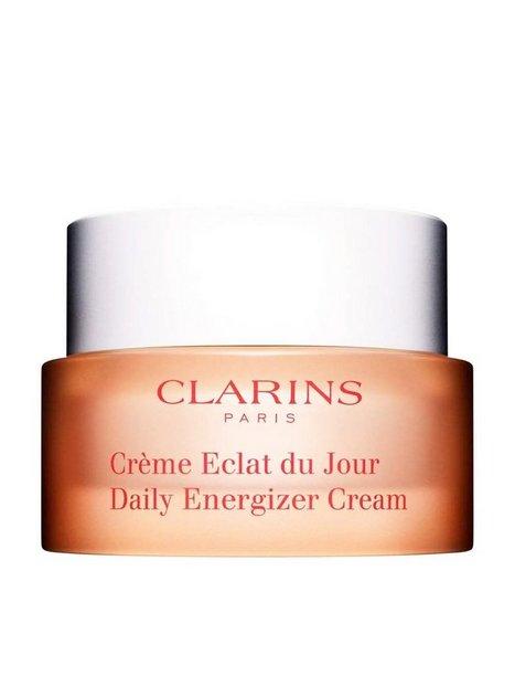 Billede af Clarins Daily Energizing Morning Cream Dagcreme Hvid