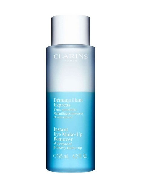 Billede af Clarins Instant Eye Make-up Remover 125ml Makeup fjerner/Shine Control Transparent