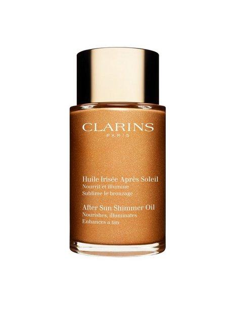 Billede af Clarins After Sun Shimmer Oil 100 ml Sololie Shimmer