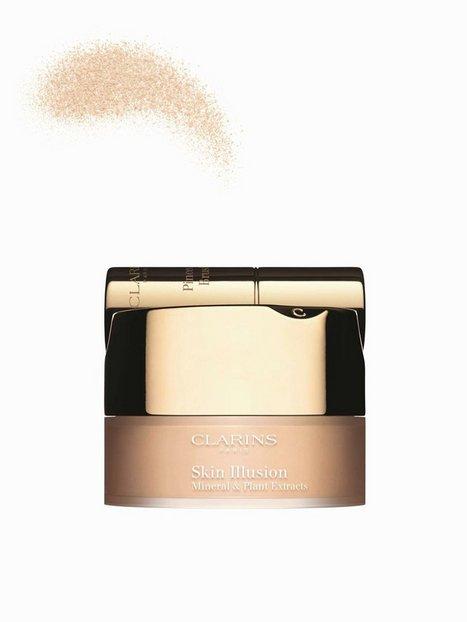 Billede af Clarins Skin Illusion Mineral Loose Powder Foundation Pudder Nude
