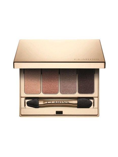 Billede af Clarins 4-Colour Eye Shadow Palette Øjenskygger Nude