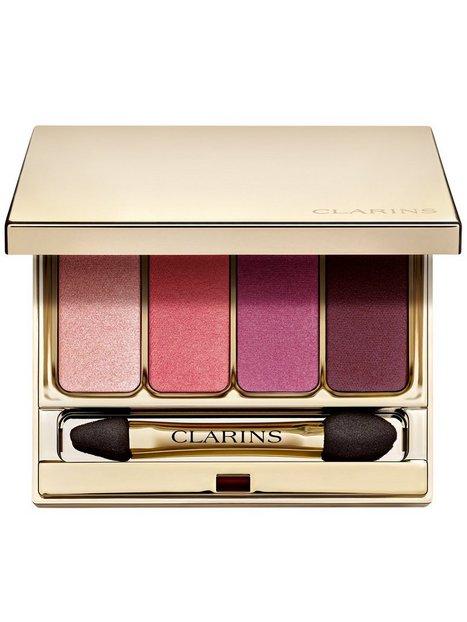 Billede af Clarins 4-Colour Eye Shadow Palette Øjenskygge Lovely Rose