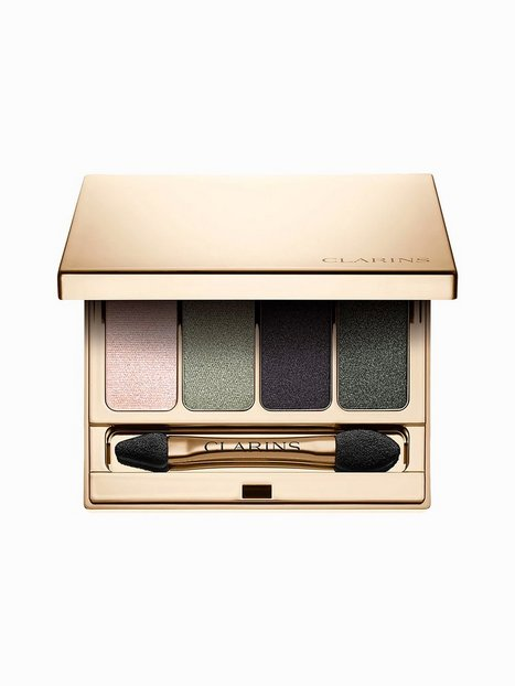 Clarins 4-Colour Eye Shadow Palette Ögonskuggor Forest thumbnail