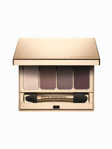 Clarins 4-Colour Eye Shadow Palette Ögonskuggor Rosewood thumbnail