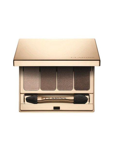 Billede af Clarins 4-Colour Eye Shadow Palette Øjenskygger Brown