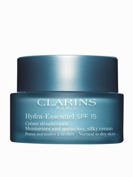 Billede af Clarins Hydra-Essentiel Creme Spf 15 50 ml Ansigtsbehandling Transparent