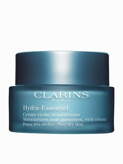 Billede af Clarins Hydra-Essentiel Cream Very Dry Skin 50 ml Dagcreme Transparent