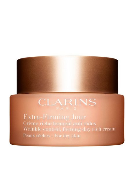 Billede af Clarins Extra Firming Jour Dry Skin 50ml Dagcreme Transparent