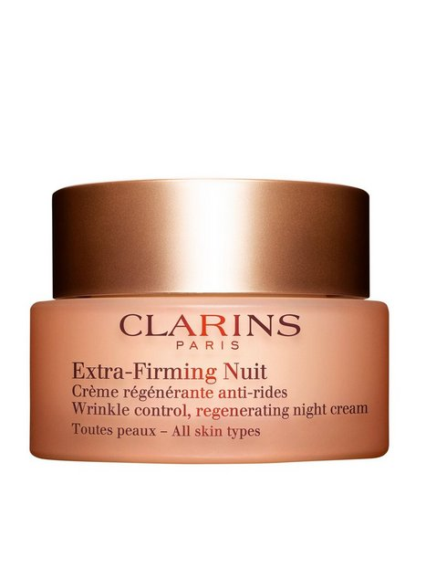 Billede af Clarins Extra Firming Nuit All Skin Types 50ml Natcreme Transparent