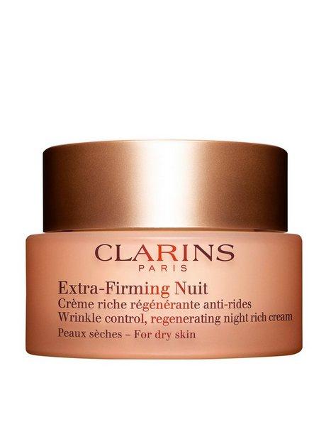 Billede af Clarins Extra Firming Nuit Dry Skin 50ml Natcreme Transparent
