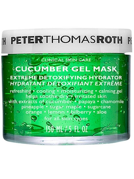 Billede af Peter Thomas Roth Cucumber Gel Mask Ansigtsmasker