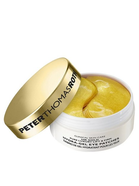 Billede af Peter Thomas Roth 24K Gold Pure Luxury Lift Firm Hydra Gel Eye Patches Øjenpleje Transparent