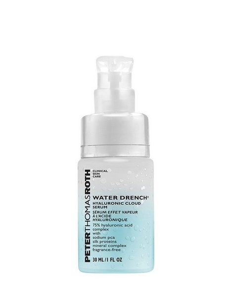 Billede af Peter Thomas Roth Water Drench Cloud Serum Olie & Serum Transparent