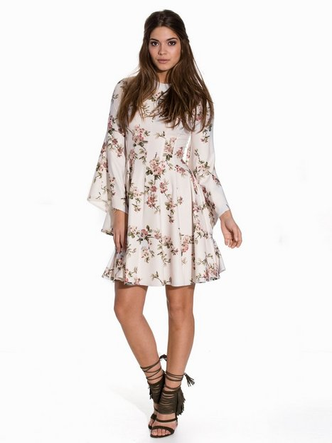 Cherry Blossom Dress - Miss Selfridge - Pink - Partykleider ...