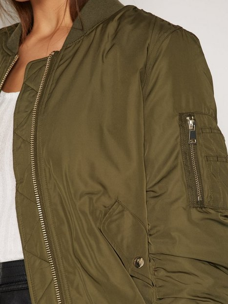 Flo Lep Lined Jacket